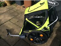 B-Taxi child's bike trailer, for one or two children