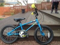 """*** REDUCED PRICE *** Halfords Apollo 18"""" Boys Bike & additional items"""
