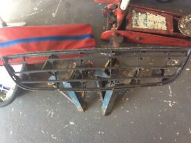 Vauxhall Corsa d lower grille