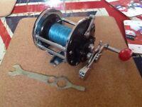 Penn 160 multiplier fishing reel
