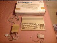 Commodore Amiga 500 Boxed Vintage Computer
