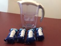 Brita Water Filter Jug & Cartridges