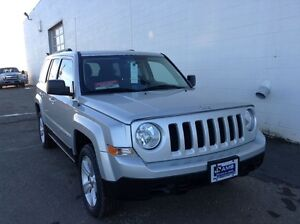 2012 JEEP PATRIOT 4WD SPORT; Cloth Interior, Auxiliary Audio Inp
