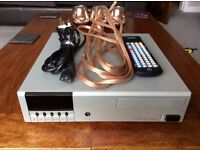 Linn Classik 'K' CD player, Amplifier, Tuner, with remote + Linn speaker cable