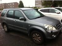 Honda CRV V-Tech Sport Auto For Sale - Very Good Condition, 11 months MOT. Quick Sale Required
