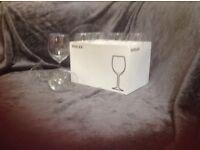 Wine glass from IKEA