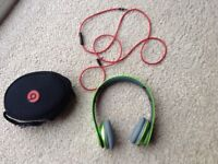 Dr dre headphones green