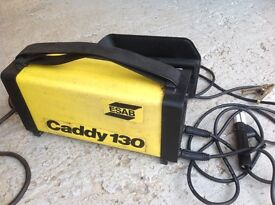 ESAB Caddy 130 MMA / TIG 110V Welding Machine