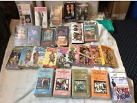 VHS Video tapes(assortment)
