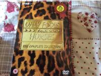Only Fools And Horses, Dads Army, Faulty Towers.
