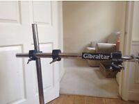 Gibraltar Drum Rack