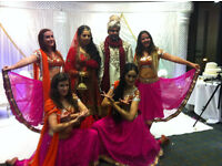 BOLLYWOOD DANCERS AND BHANGRA DANCERS