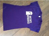 2 Doctor Who ladies t-shirts Size Small