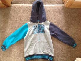 Animal jacket, age 5-6