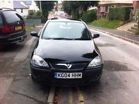 Vauxhall Corsa 1.2 SXI 5 door 2004 face lift model £13 a month tax