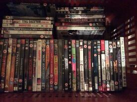 700+ dvds top titles lots of blockbuster movies some ps2 games