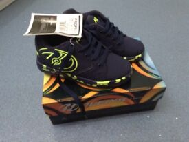 Boys Heelys. Like new/ immaculate condition. UK size 2.