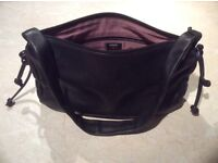 Women's Tula Black Handbag (used) - must go as taking up wardrobe space, hence price