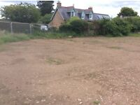 House Plot near Fortrose Golf Course