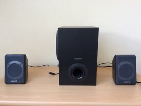 Compact Sound System