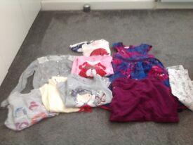 4-5 yrs girls bundle