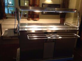 COMMERCIAL CATERING MOBILE CARVERY UNIT