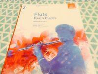 Flute exam pieces
