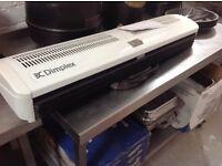 Dimplex over door heater AC6N