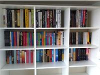 Does anyone in Cambridge want to earn £9ph putting books on shelves?