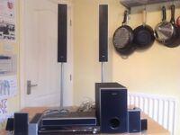 Sony DVD Home Theatre System - Model DAV DZ513W