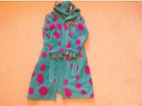 Disney Sully Dressing Gown
