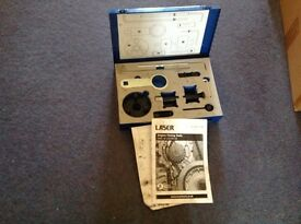 LASER TIMING TOOLS - ENGINE AND SERVICING TIMING TOOK KIT FOR VW