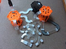 Large Hexbugs bundle- over 60 pieces. Excellent condition