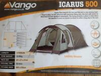 Vango Icarus 500 5 berth tent