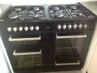 New world range cooker