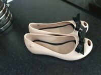 Girls Mel by Melissa shoes size 30