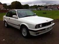 BMW E30 318i MANUAL LUX... BARN FIND ONLY 62K MILES ONLY 1965,-