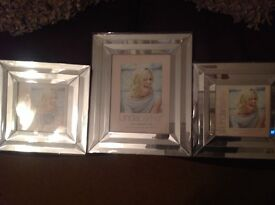 Linda Barker Mirror Photo Frames