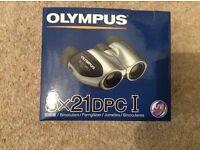 Olympus 8x21 binoculars