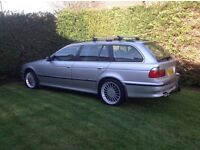 BMW 530D Luxury Tourer For Sale, with added additional, original deep dished alloys ! (Negotionable)