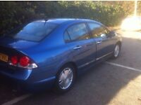 2007 HONDA Civic 1.3 Petrol HYBRID AUTOMATIC | excellent condition | Annual Tax £10 PAID