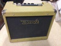 DRIVE Guitar Amplifier