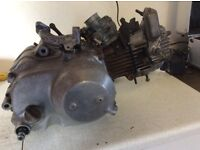 Honda 12v 50cc LAC engine
