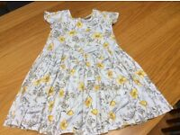 Girls summer dress, aged 3-4 years, from Next