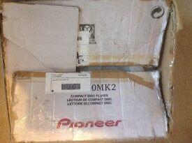 Pioneer cdj 800 mk2 as new condition
