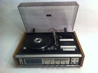 Must Sell By Friday Vintage Sanyo Turntable