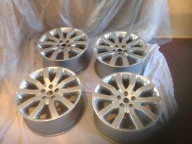 "Range Rover Sport Supercharger 20"" Wheels"