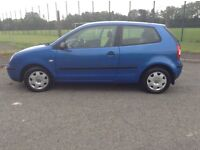 Volkswagen polo 1.2 petrol for sale