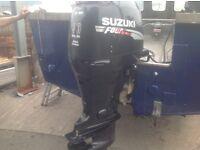 2005 Suzuki df90 long shaft four stroke