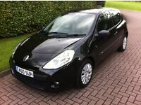 2010 (60) Renault Clio 1.2 Extreme. 12 Months MOT. Immaculate Condition.